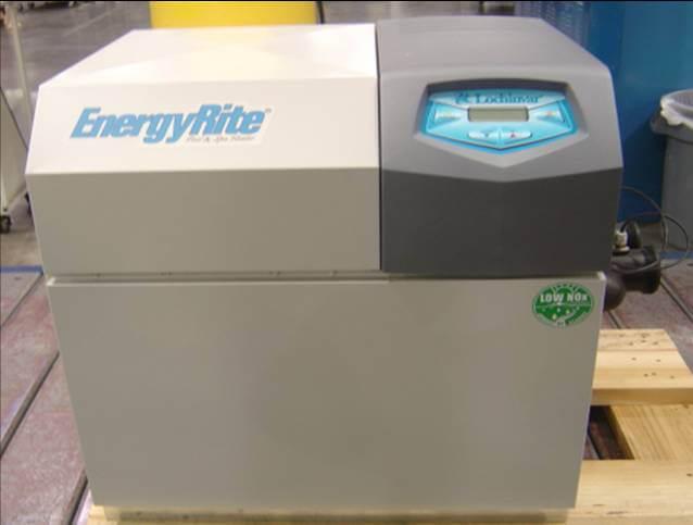 洛克燃气炉加热设备简介