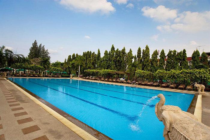 游泳馆水处理池水常见问题及解决方案
