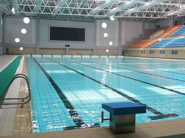 河北邢台雪岚健身中心游泳池加热恒温设备方案