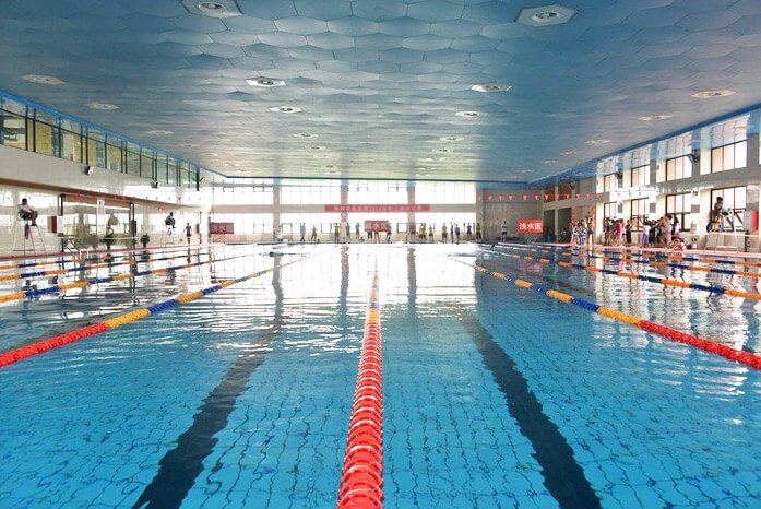 游泳池设计应达到什么卫生标准