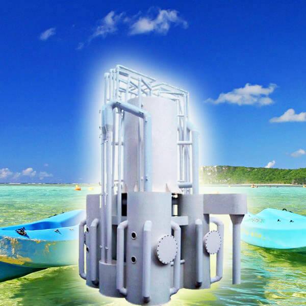 景观水水处理设备五大工作原理