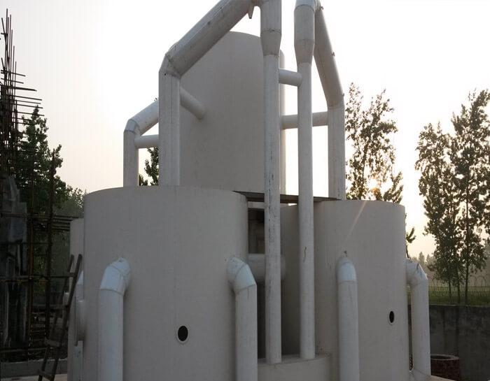 景观水水处理设备安装注意事项及维护
