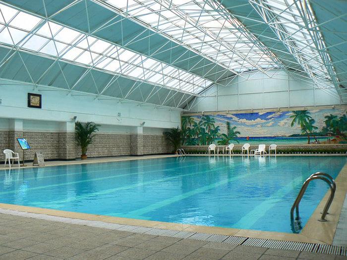 宝鸡全民健身中心游泳池过滤设备方案