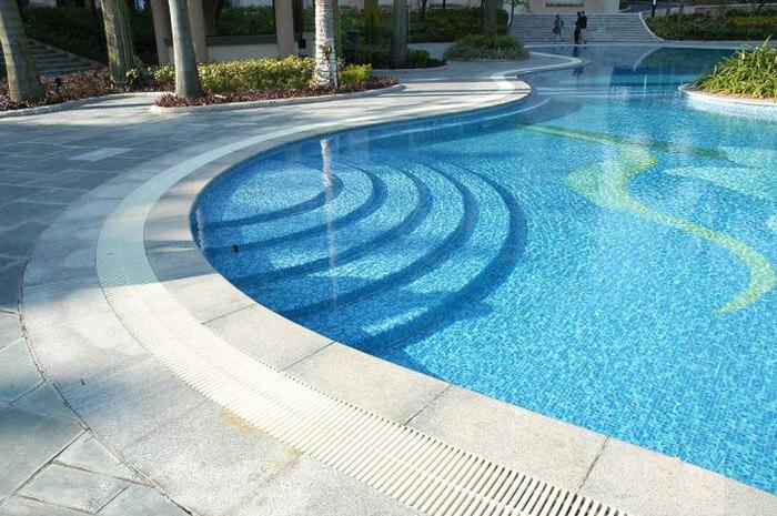游泳池水净化工艺流程