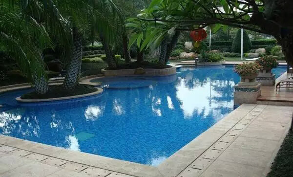 石家庄清之景游泳池水净化设备方案