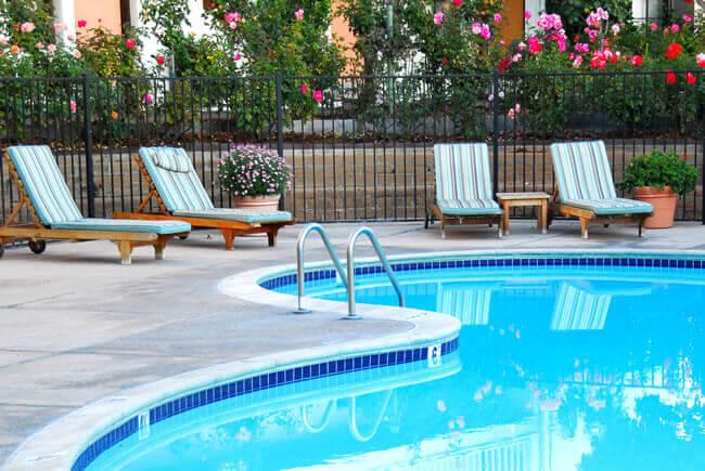 山西高平别墅泳池设备水