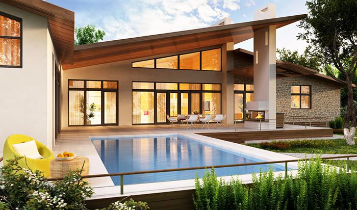 新乡个人别墅游泳池水处理设备方案