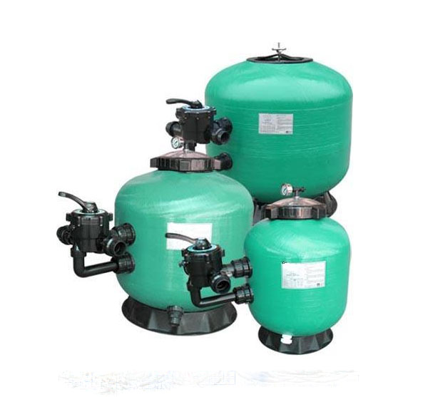 人工湖水处理设备选型要求