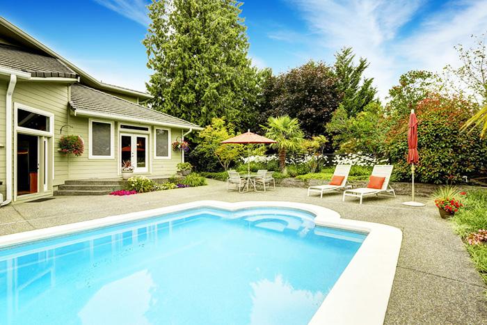 别墅泳池设备维护4大要点和水质维护6大要素