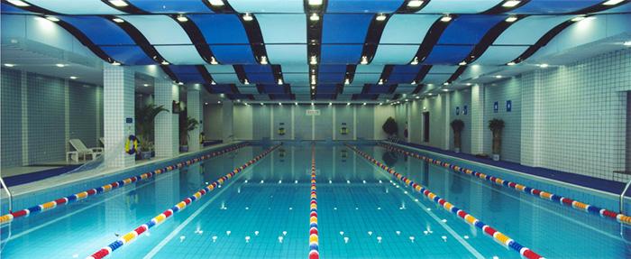 郑州恒大房地产游泳池设备安装方案