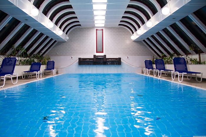 江苏南京游泳馆泳池设备工程项目案例