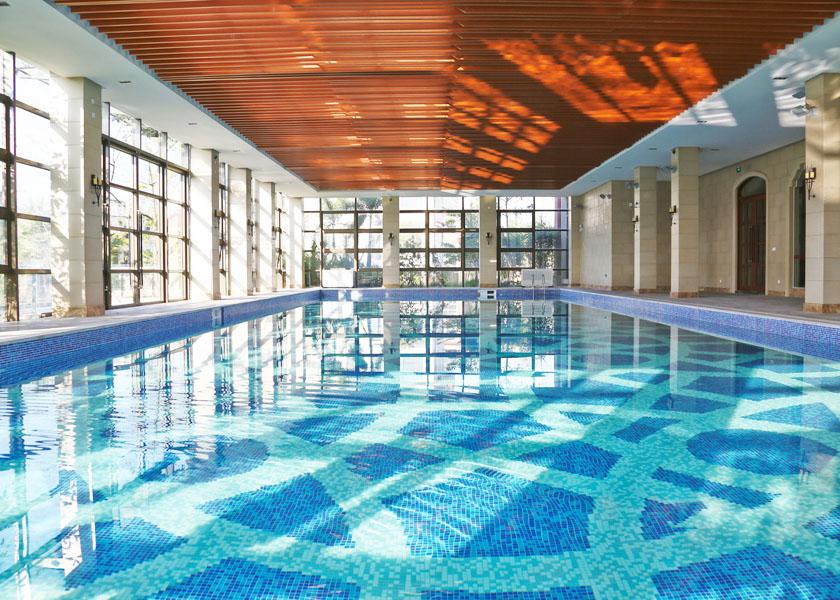 安徽铜陵市温泉游泳馆水