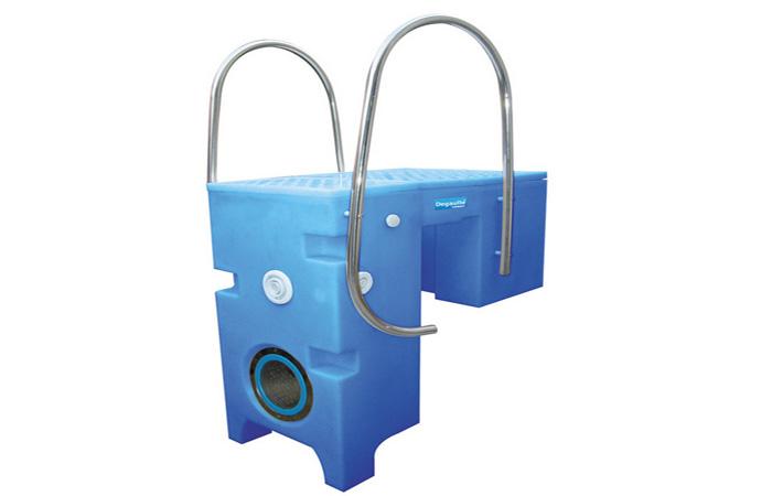 壁挂式一体化泳池设备优势