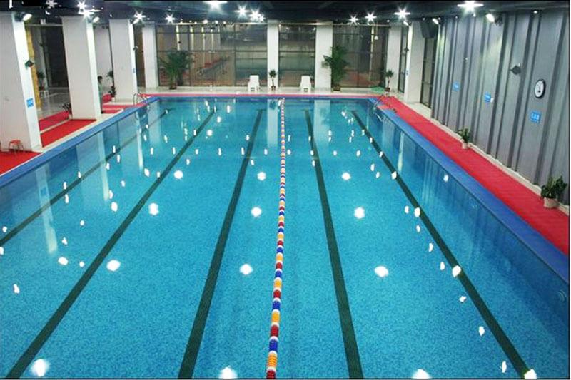 游泳馆循环水处理系统设备组成