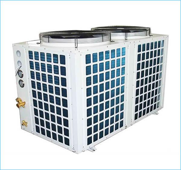 空气源热泵恒温游泳池设备