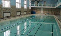 郑州港区马丁温泉酒店泳池水处理设备案例