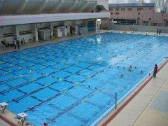 河北邢台内丘县雪岚健身中心泳池水处理案例项