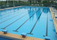 济南商贸城游泳池循环设备和恒温除湿案例