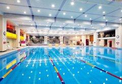 郑州沃森置业游泳馆水处理设备方案