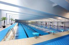 沈阳阜新室内游泳馆水处理项目案例