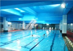 重庆欧普水艺游泳馆水处理案例项目