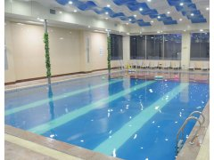 邵阳中宏国际酒店泳池水处理设备方案工程