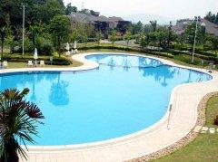 广东雷州游泳池水处理设备方案项目