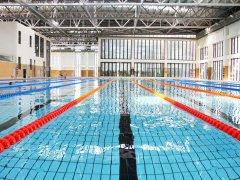山西玉安生态园游泳池设计方案