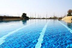 河南洛阳温泉果岭游泳池设计方案