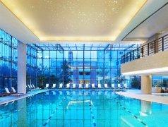 新乡平原体育中心室内泳池水处理设备方案
