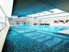 河北保定游泳馆室内泳池水处理设备项目案例