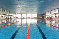游泳池设备厂家签约济南