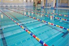 泳池设备厂家中标新疆奇
