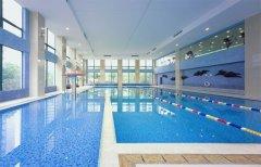 郑州恒大游泳池水处理设备案例
