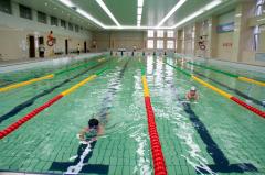 游泳池设备厂家中标黑龙