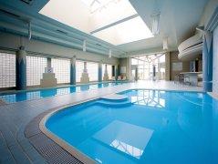 昆山市室内游泳池除湿机应用项目案例