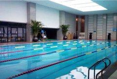 福建连江室内游泳池除湿机应用项目案例